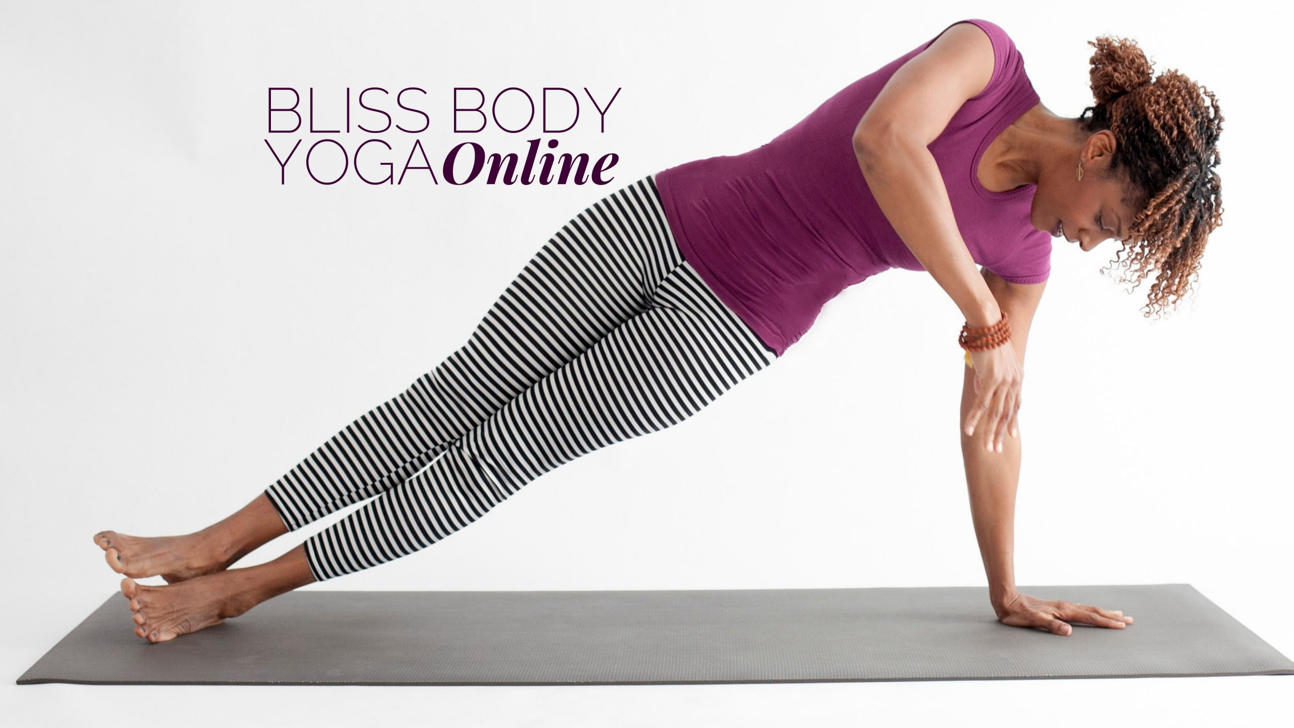 Bliss Body Yoga ONLINE - Event Cover