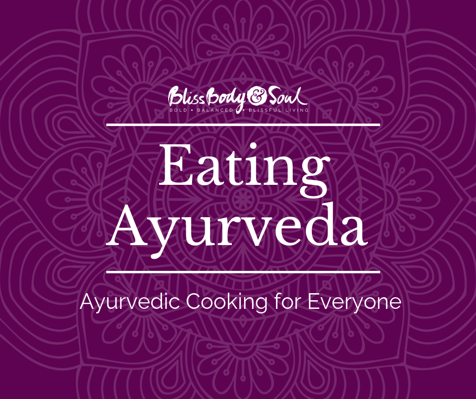 Eating Ayurveda Updates