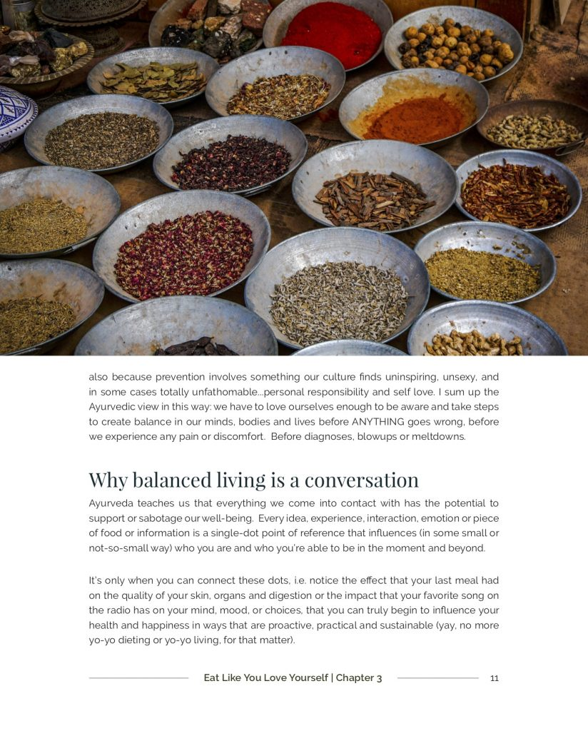 Sample Pages - Spices
