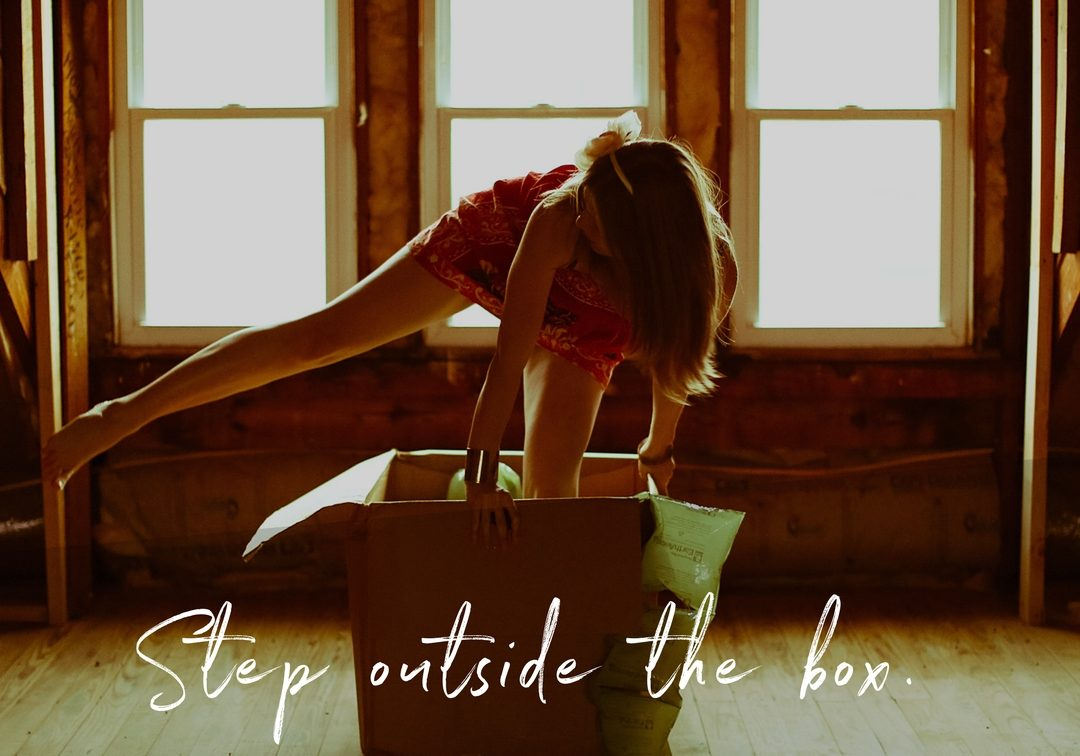 MM_Step outside the box